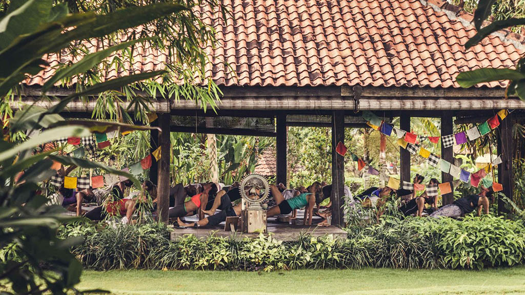 Desa Seni Yoga Resort - Fitness Holidays in Bali - Fitness Holidays for Travelling Athletes (2)