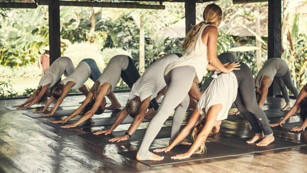 Desa Seni Yoga Resort - Fitness Holidays in Bali - Fitness Holidays for Travelling Athletes