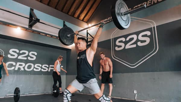 S2S Class - S2S CrossFIT, Beachworkouts & Surfing in Bali - Fitness Holidays for Travelling Athletes in Bali