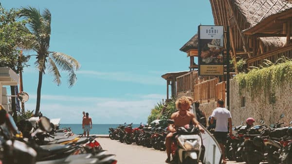 Canggu, Bali - Fitness Retreat Bali - Fitness Holidays for Travelling Athletes