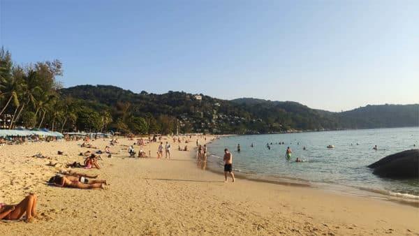 Kata Noi Beach - Fitness Holiday Phuket, Thailand - Fitness Holiday for Travelling Athletes