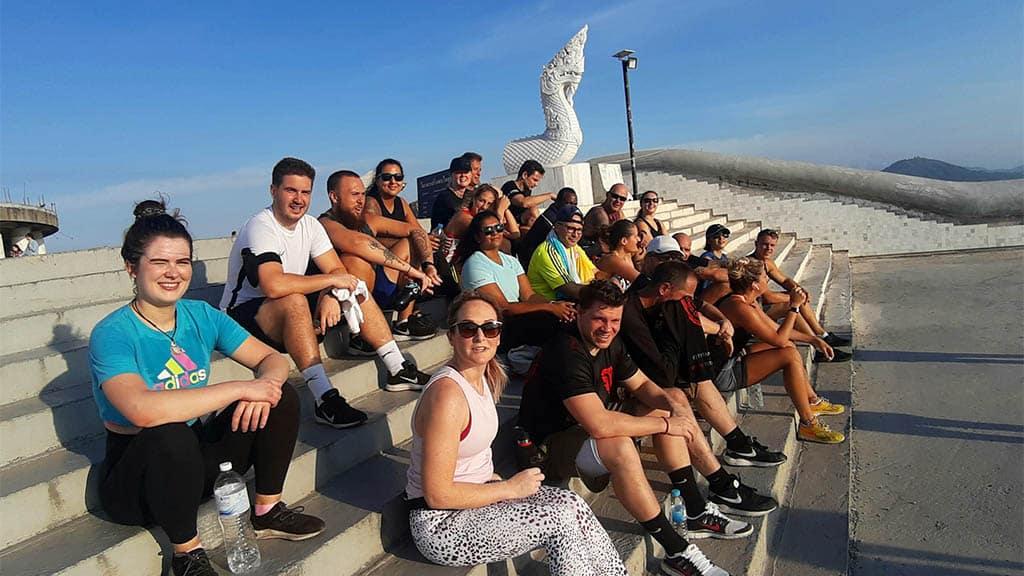 Community at Titan Fitness Camp Phuket Thailand - Fitness Holiday Phuket - Fitness Holidays for Travelling Athletes