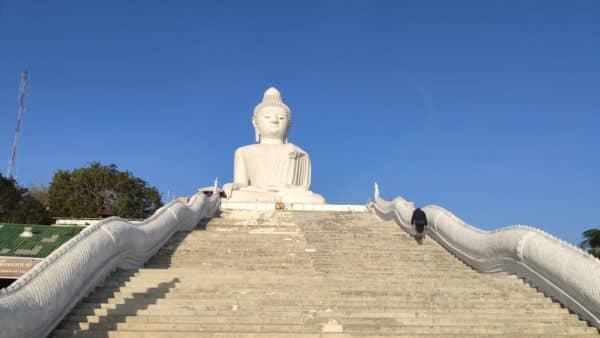 Big Buddha - Titan Fitness Camp Phuket Thailand - Fitness Holiday Phuket - Fitness Holidays for Travelling Athletes