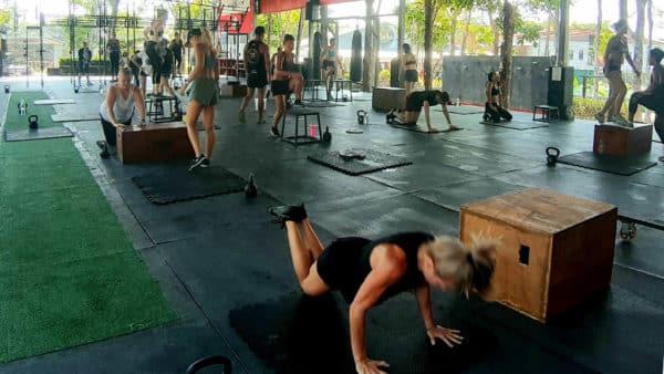 Titan Fitness Camp Phuket Thailand - Fitness Holiday Phuket - Fitness Holidays for Travelling Athletes (28)