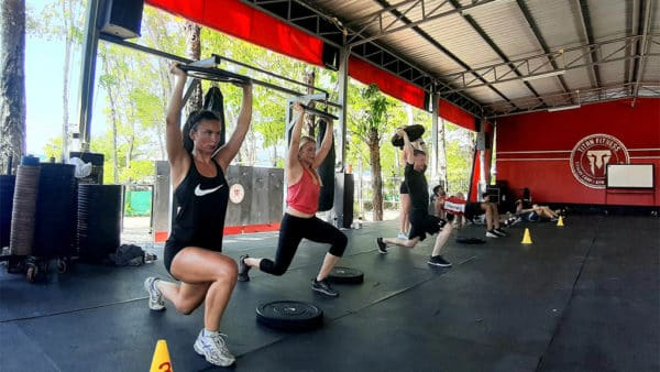 Titan Fitness Camp Phuket Thailand - Fitness Holiday Phuket - Fitness Holidays for Travelling Athletes (29)