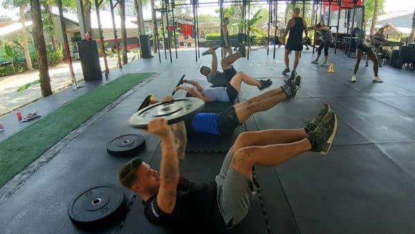 Titan Fitness Camp Phuket Thailand - Fitness Holiday Phuket - Fitness Holidays for Travelling Athletes (30)