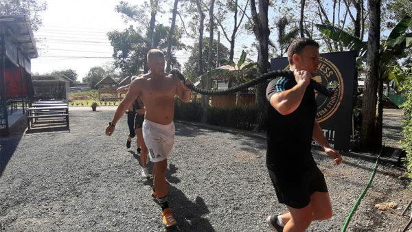 Titan Fitness Camp Phuket Thailand - Fitness Holiday Phuket - Fitness Holidays for Travelling Athletes (31)