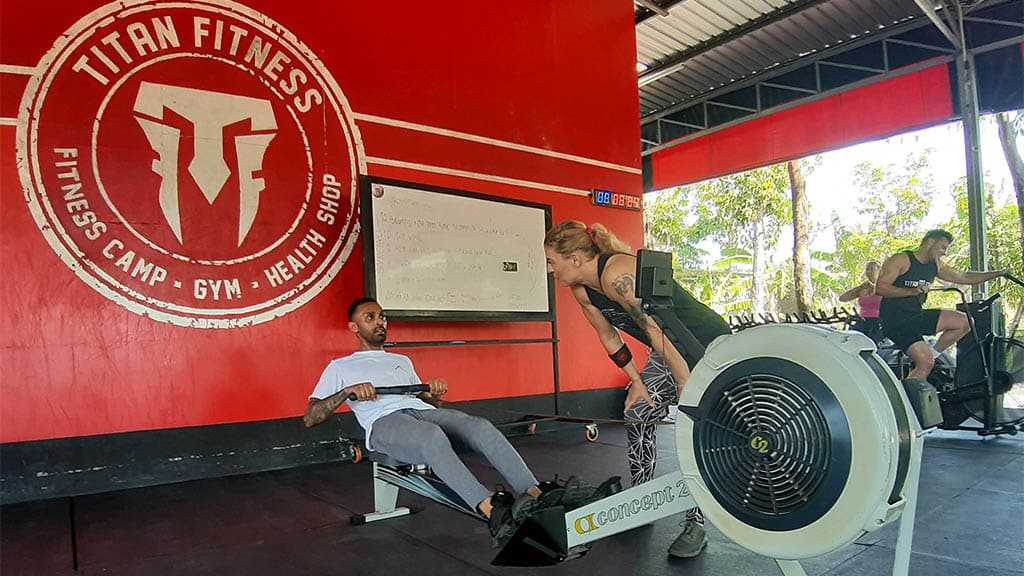 Titan Fitness Camp Phuket Thailand - Fitness Holiday Phuket - Fitness Holidays for Travelling Athletes (33)