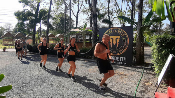 Titan Fitness Camp Phuket Thailand - Fitness Holiday Phuket - Fitness Holidays for Travelling Athletes (34)