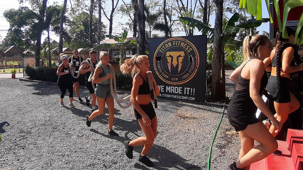 Titan Fitness Camp Phuket Thailand - Fitness Holiday Phuket - Fitness Holidays for Travelling Athletes (37)
