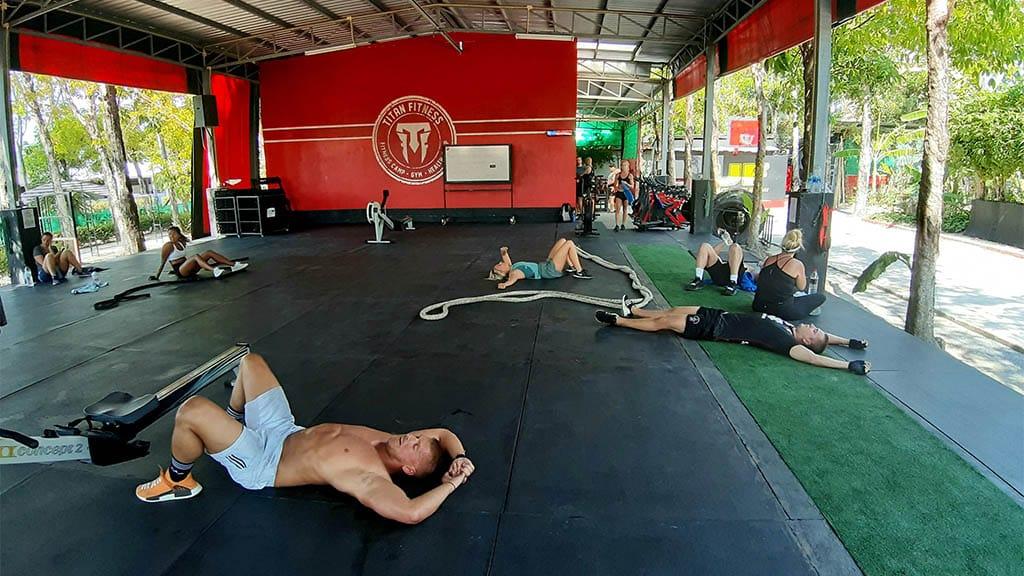 Titan Fitness Camp Phuket Thailand - Fitness Holiday Phuket - Fitness Holidays for Travelling Athletes (39)