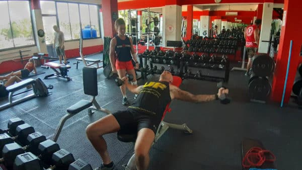 Personal Training - Titan Fitness Camp Phuket Thailand - Fitness Holiday Phuket - Fitness Holidays for Travelling Athletes