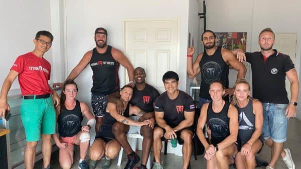 Titan Fitness Camp Phuket Thailand - Fitness Holiday Phuket - Fitness Holidays for Travelling Athletes (42)