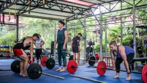 Camp Site - Fitness Holiday Koh Samui - FitKoh - Fitness Holidays Thailand for Travelling Athletes (2)