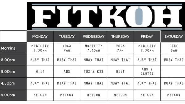 FitKoh - Fitness Holiday Koh Samui- Fitness Holidays Thailand for Travelling Athletes (31)