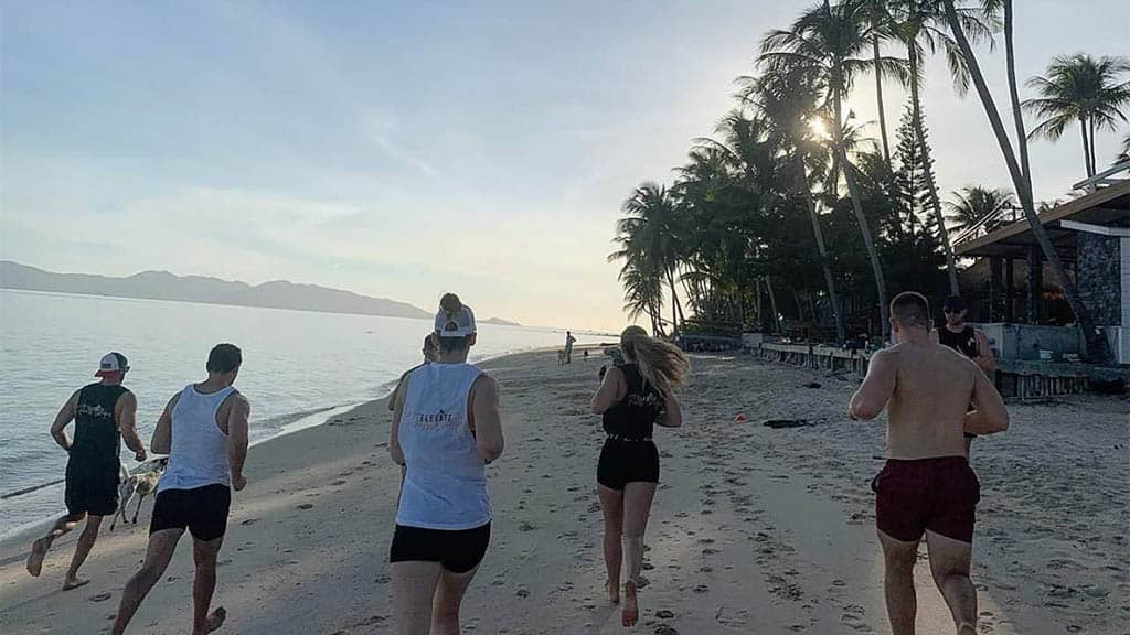 FitKoh Thailand - Fitness Holiday Koh Samui - Fitness Holidays Thailand for Travelling Athletes