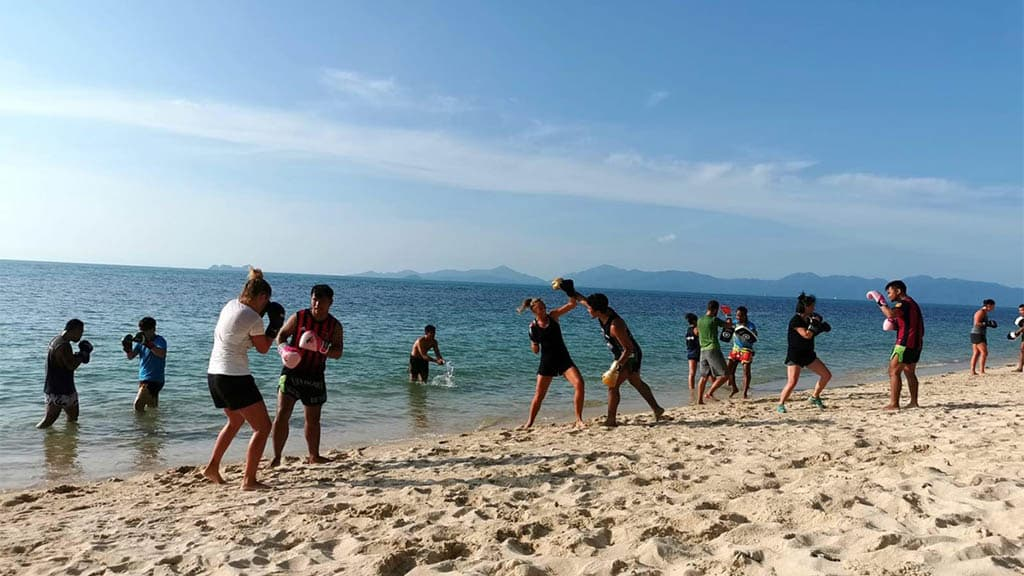 FitKoh Thailand - Fitness Holiday Koh Samui - Fitness Holidays Thailand for Travelling Athletes (6)