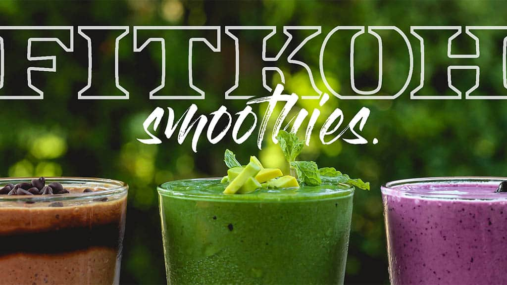5 day shake detox - Fitness Holiday in Koh Samui - FitKoh - Fitness Holidays in Thailand for Travelling Athletes