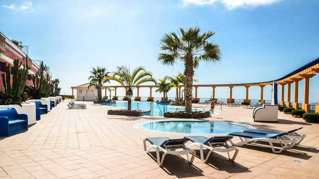 Private Standard Flat - Pool - Roque del Conde - Fitness Holidays for Travelling Athletes - Bootcamp Holiday