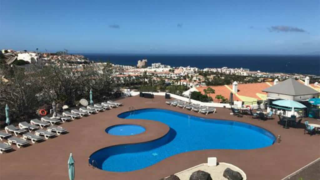Private Standard Flat - Ocean View - Roque del Conde - Fitness Holidays for Travelling Athletes - Fitness Holiday