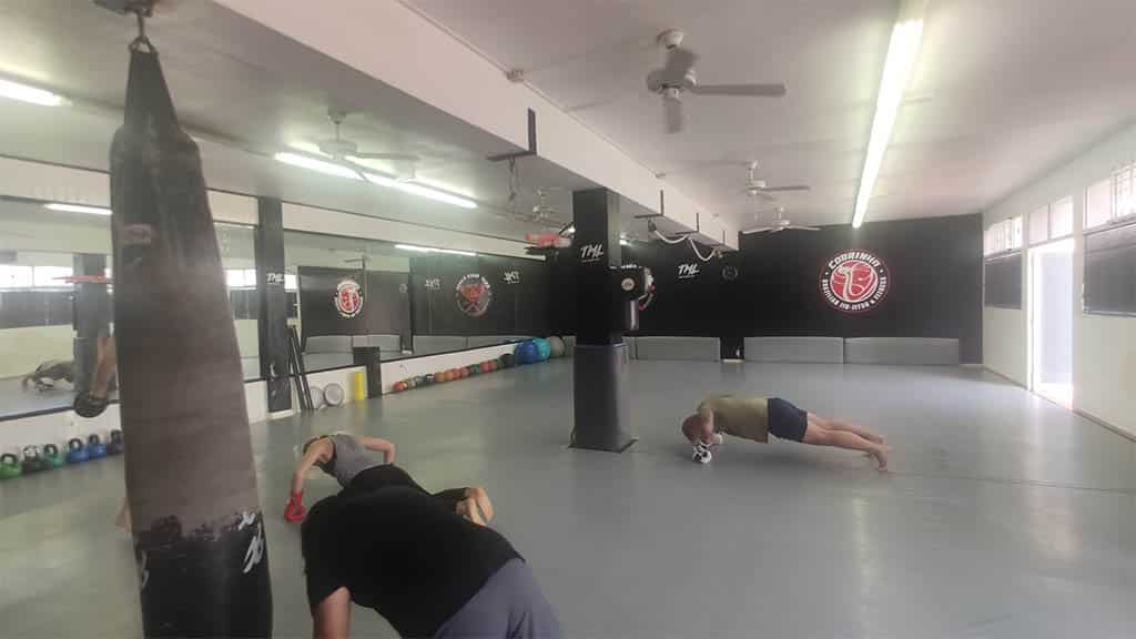 Steve Coster Fitness - Krav Maga - Bootcamp Holiday - Fitness Holiday in Spain - Fitness Holiday in Tenerife - Travelling Athletes