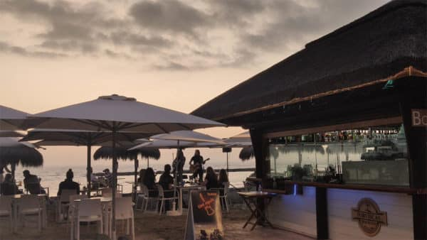 Live Music at Fanabe Beach / Torviscas Beach - Sunset Costa Adeje - Fitness Holiday in Spain - Fitness Holiday in Tenerife - Travelling Athletes