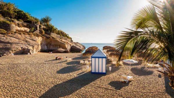 Playa del Duque - Tenerife, Canary Islands, Spain - Fitness Holidays in Spain - Fitness Holidays for Travelling Athletes