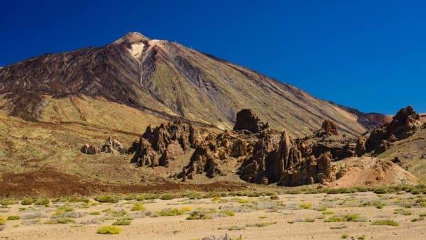 Pico del Teide - Tenerife, Canary Islands, Spain - Fitness Holidays in Spain - Fitness Holidays for Travelling Athletes