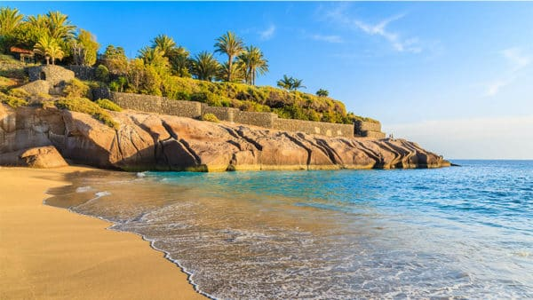 Playa del Duque - Costa Adeje - Tenerife, Canary Islands, Spain - Travelling Athletes - Fitness Holidays