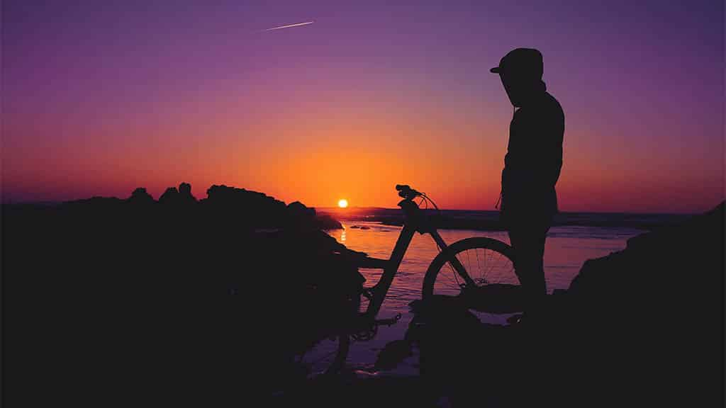 Adventure & Fitness Holiday in Southern Greece - Sunset Bike Tour Kardamili - Fitness Holiday in Greece