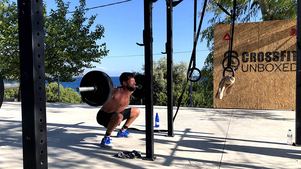 CrossFit Unboxed - Fitness Holiday Greece - Fitness Vacation - Travelling Athletes (1)