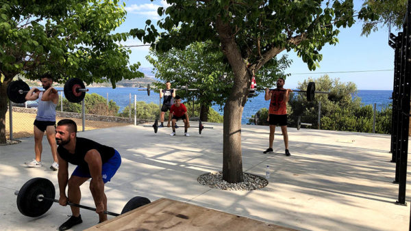 CrossFit Unboxed - Fitness Holiday Greece - Fitness Vacation - Travelling Athletes (12)