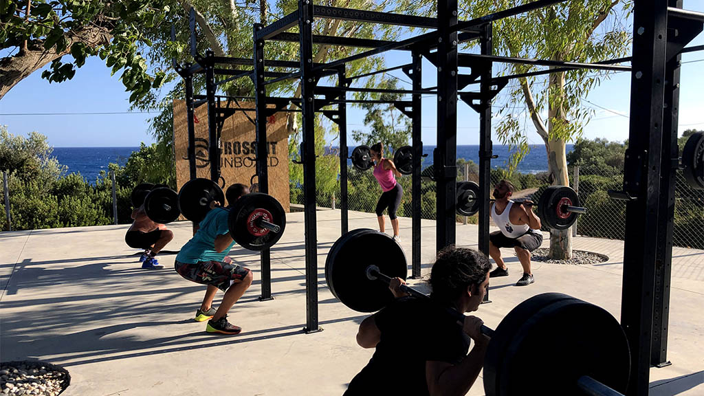 CrossFit Unboxed - Fitness Holiday Greece - Fitness Vacation - Travelling Athletes (13)
