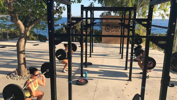 CrossFit Unboxed in Greece - Fitness Holiday Greece - Fitness Holidays for Travelling Athletes (10)