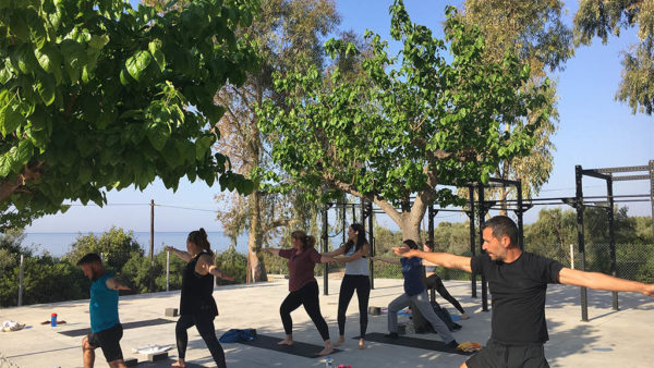 CrossFit Unboxed in Greece - Fitness Holiday Greece - Fitness Holidays for Travelling Athletes (2)
