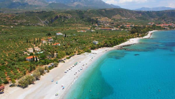 Kardamili, Greece - CrossFit Unboxed in Greece - Fitness Holiday Greece - Fitness Holidays for Travelling Athletes