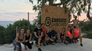 CrossFit Unboxed in Greece - Fitness Holiday Greece - Fitness Holidays for Travelling Athletes (7)