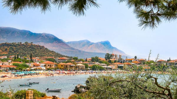 Fitness Holiday in Kardamili, Greece - Travelling Athletes - Soupa Beach (1)