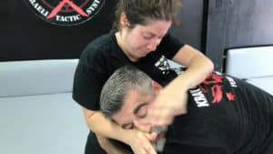 Krav Maga Holiday - Martial Arts - Fitness Holiday Tenerife - Steve Coster and Travelling Athletes (5)