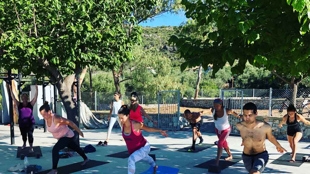 Melitsina Village Hotel - CrossFit Unboxed - Fitness Holiday Greece - Fitness Holiday for Travelling Athletes (61)