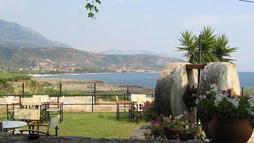 Xai Xou Restaurant - Melitsina Village Hotel Kardamili - Fitness Holiday Greece - Fitness Holiday for Travelling Athletes