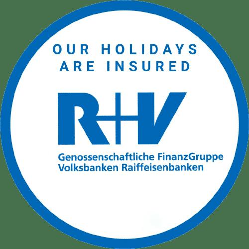 R+V Reiseversicherung Reiseathleten Gütesiegel