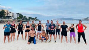 Bootcamp Mallorca - Fitness Holiday Mallorca - Bootcamp & Personal Training - Fitness Vacation for Travelling Athletes