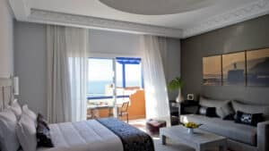 Junior Suite - Paradis Plage Resort - Fitness, Surfing, Yoga, Spa & Wellness - Travelling Athletes - Fitness Holiday Morocco