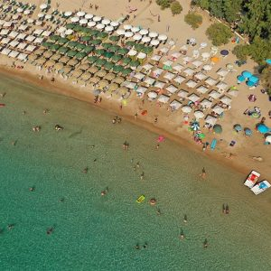 Fitness Holiday in Kardamili, Greece - Travelling Athletes - Kalogria Beach (2)