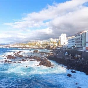 Puerto de la Cruz - Fitness Holiday in Spain - Fitness Holiday in Tenerife - Travelling Athletes
